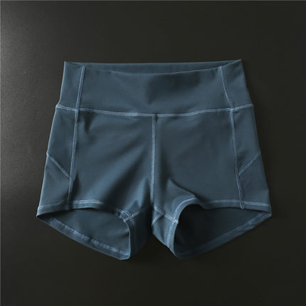 2D High Waist Compression Booty Shorts