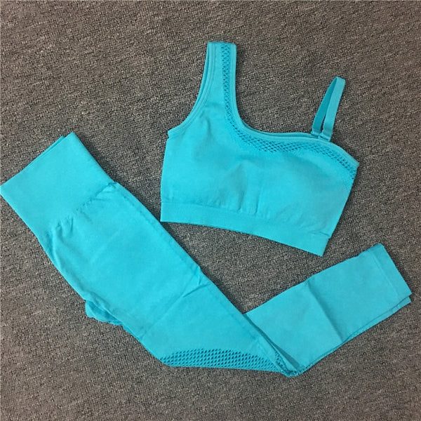 Seamless Fitness Set