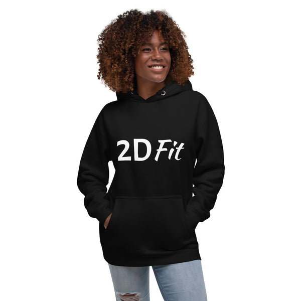 2D Fit BAD A** Affirmation Reminder Hoodie