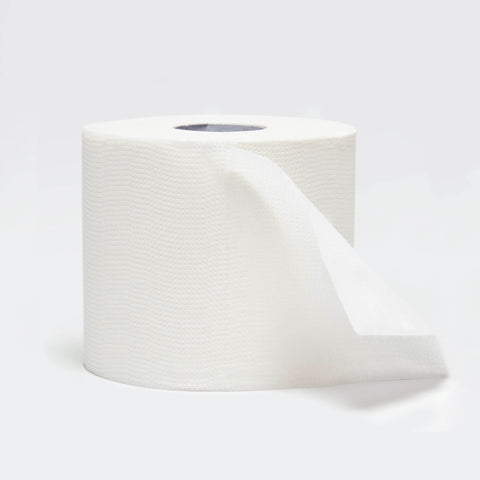 Premium 100% Bamboo Toilet Paper - Double Length Rolls