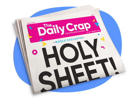 Manual Order - The Daily Crap