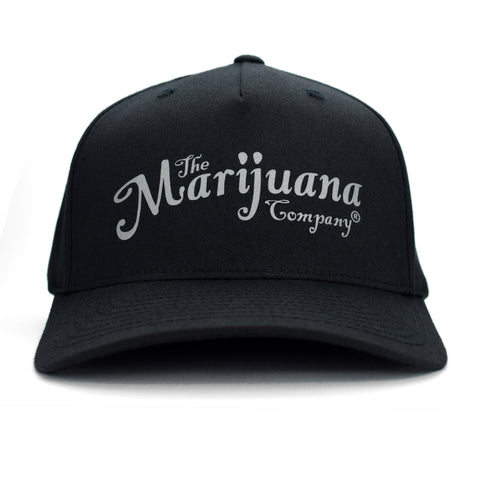 The Marijuana Company Script Logo Hat