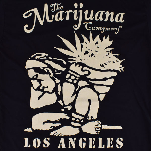 The Marijuana Company® Men's Long Body Urban Tshirt