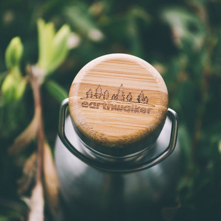 Forest Logo - Eco Bottle