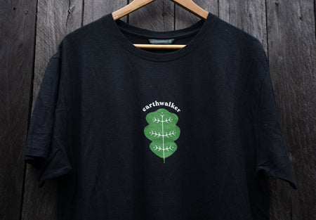 Oak Leaf Hemp Tee
