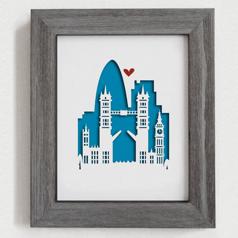 London Artwork Giveaway