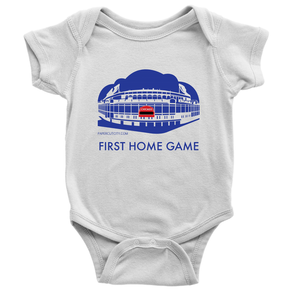 Chicago Baseball - Onesie
