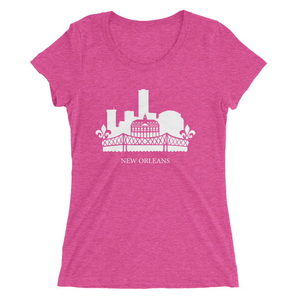 New Orleans - women's premium triblend T-shirt
