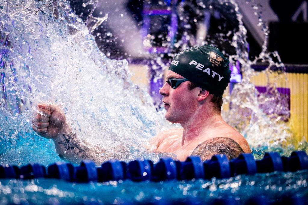 Stage Set For International Swimming League Final
