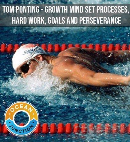 Tom Ponting - Growth mind set, fail forward, hard work, goals and perseverance