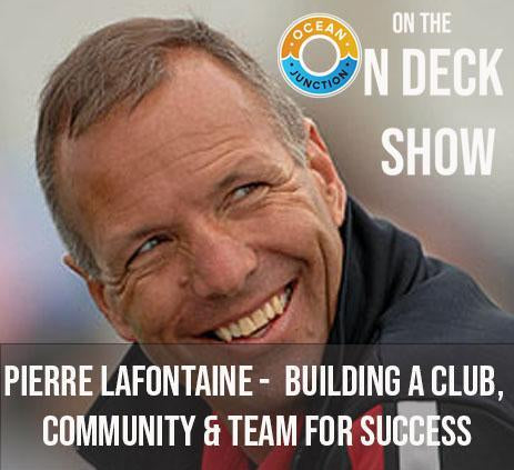Pierre Lafontaine, swim coach at the swimming pool