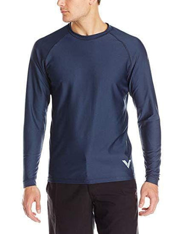 Men's Long Sleeve Loose Fit Rashguard by Victory Koredry - Ocean Junction