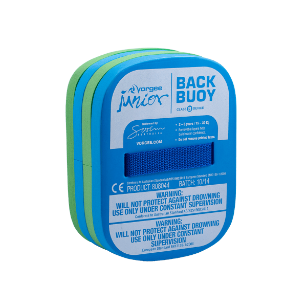 Back Float Buoy (2 years old+/12-25 kgs)
