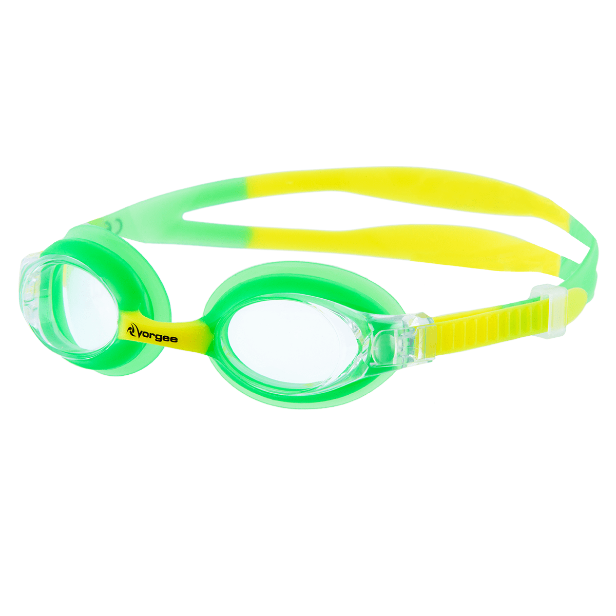Kids swim goggle Vorgee Dolphin - Clear Lens (2 to 8 years)