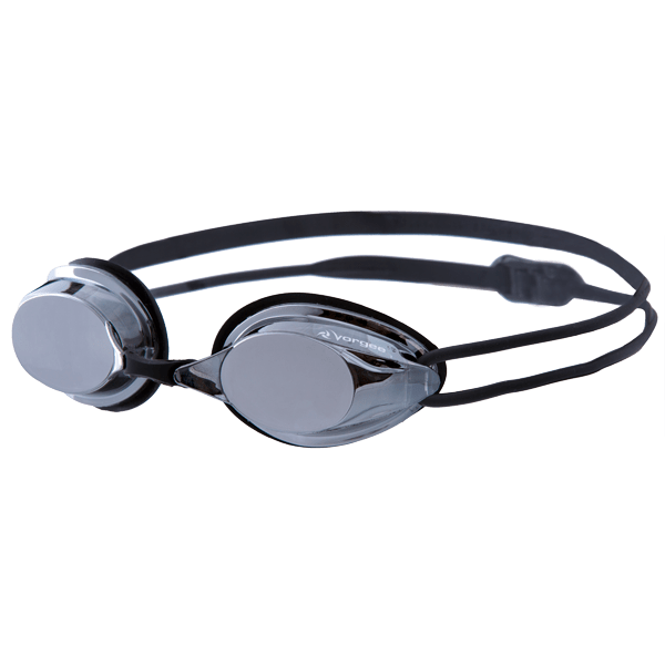 Vorgee Missile ™- Silver Mirrored Lens Swim Goggle by Vorgee - Ocean Junction