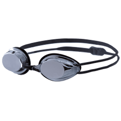 Vorgee Missile ™- Silver Mirrored Lens Swim Goggle - Team Choice
