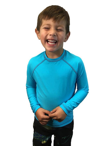 Toddler Long Sleeve Rashguard by Victory Koredry - Ocean Junction