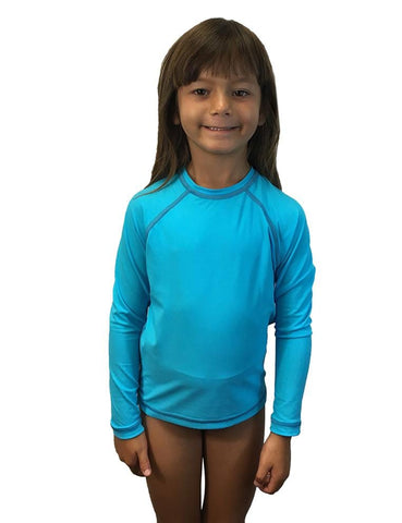Youth Long Sleeve Rashguard by Victory Koredry - Ocean Junction