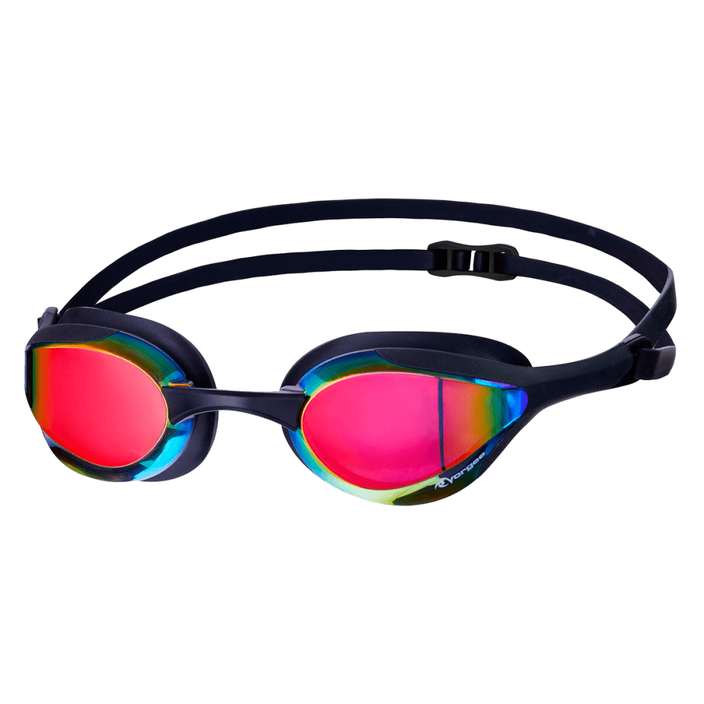 Vorgee Stealth MkII- Mirrored Lens Swim Goggle