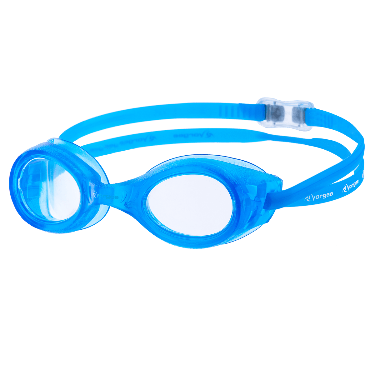 Vorgee Voyager- Clear Lens  Swim Goggle (12 Years +)