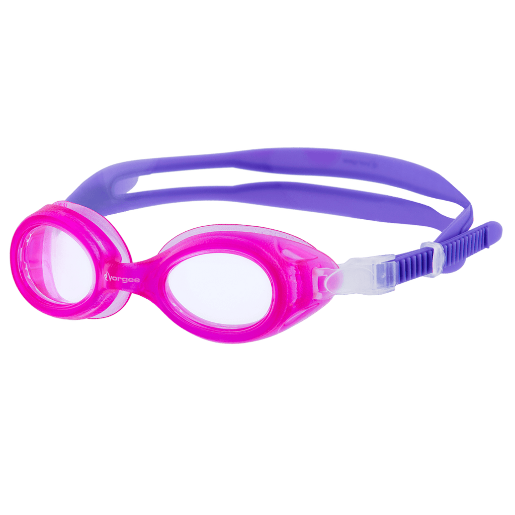 Voyager Junior- Clear Lens Kids Swim Goggle (4 to 12 years) by Vorgee - Ocean Junction