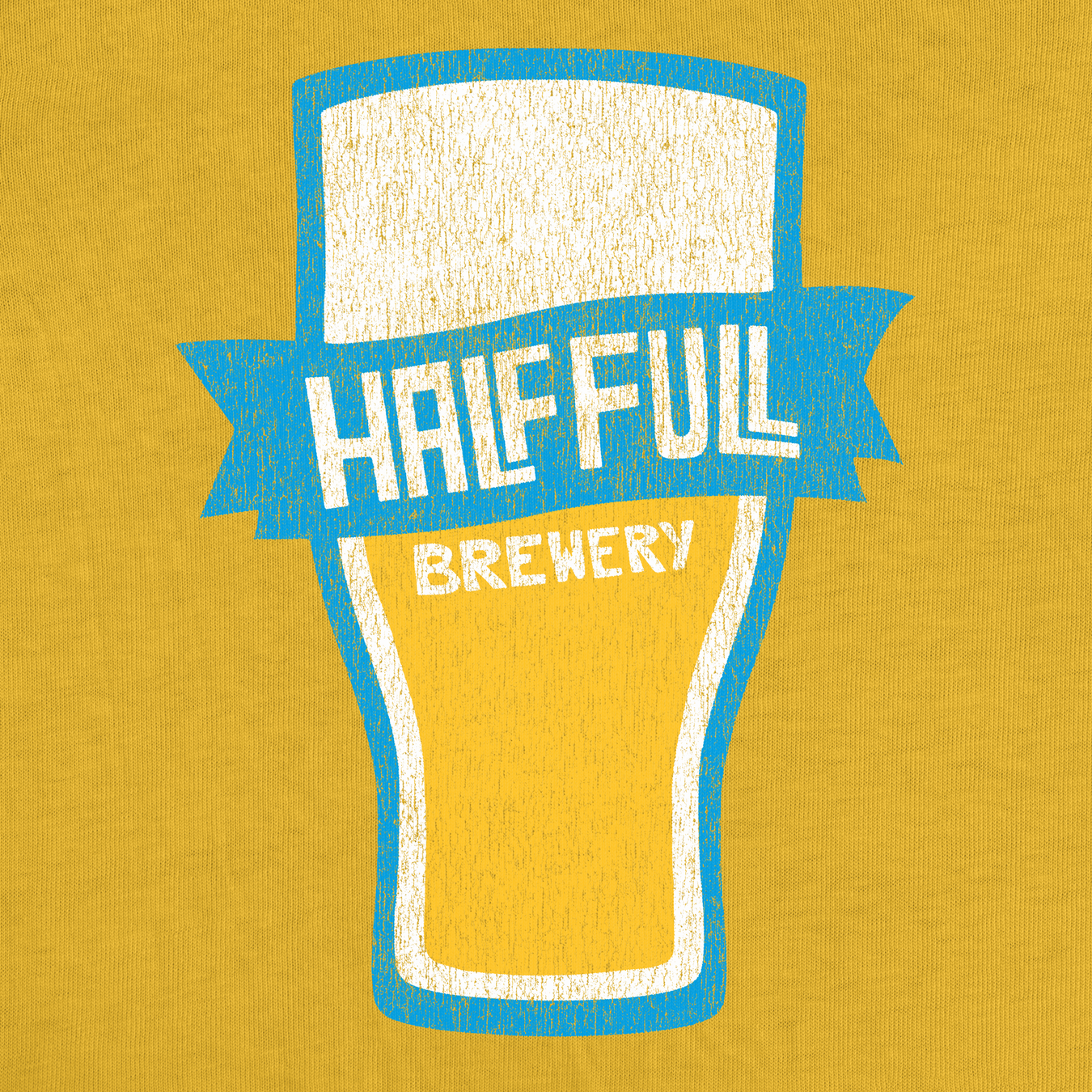 Thanks for stopping by, Half Full Brewery!