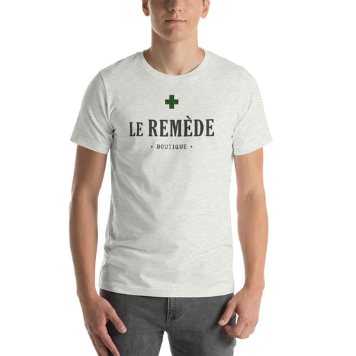 Le Remède Short-Sleeve Unisex T-Shirt • by TULIP BRAND - T-Shirt - TULIP BRAND