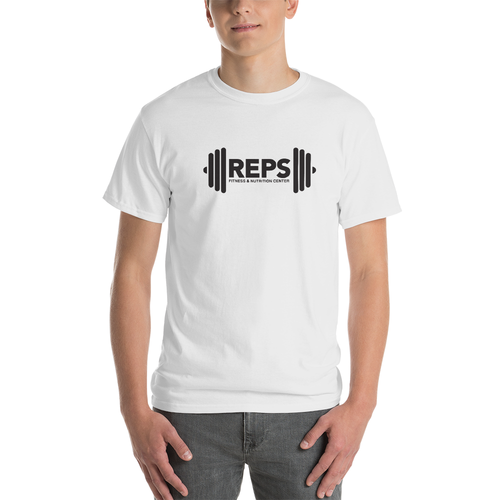 REPS Fitness Unisex Short-Sleeve T-Shirt • by TULIP BRAND -  - TULIP BRAND