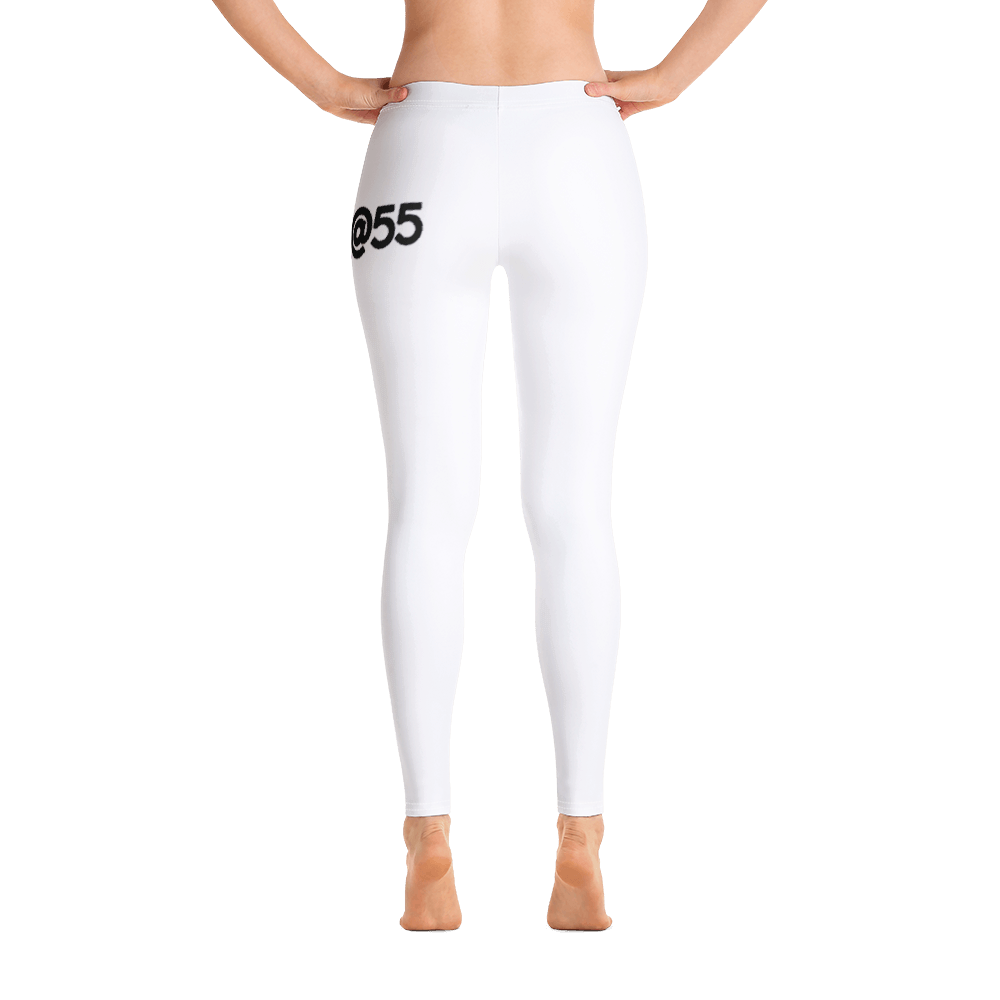 Kick@55 Women's Stretch Leggings • by TULIP BRAND -  - TULIP BRAND