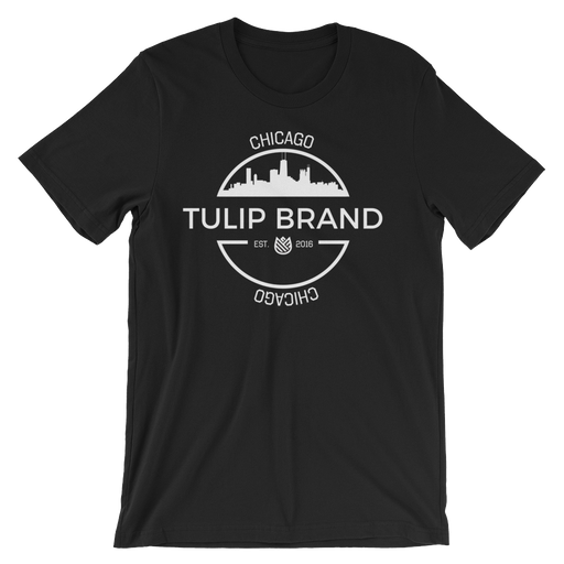 Chicago Skyline Tee by TULIP BRAND -  - TULIP BRAND
