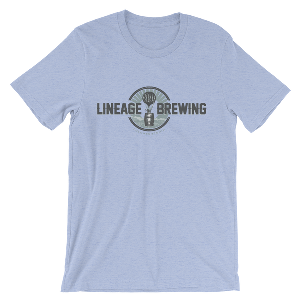 Lineage Brewing Tee