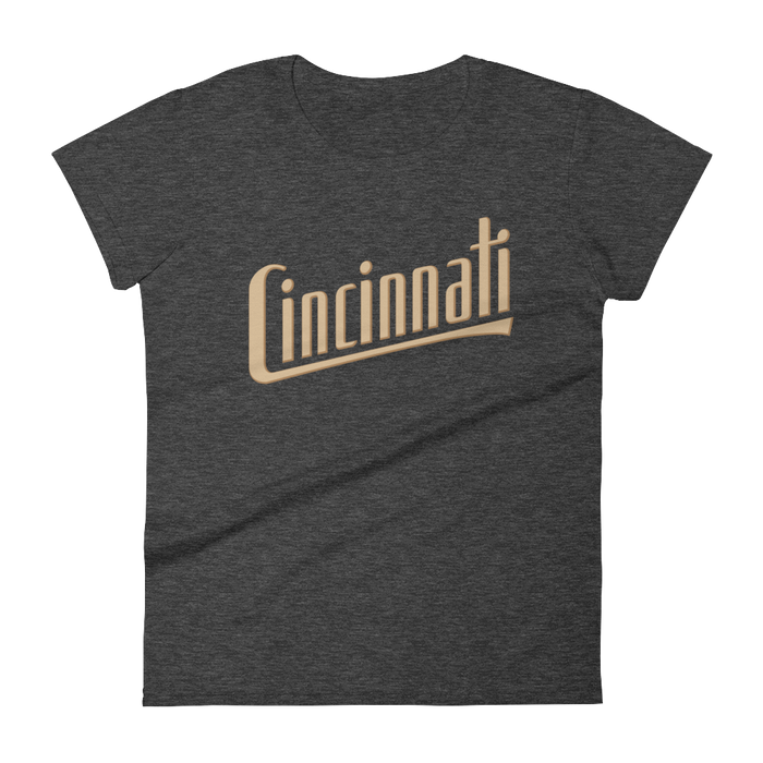 The Cincinnati Tee -  - TULIP BRAND