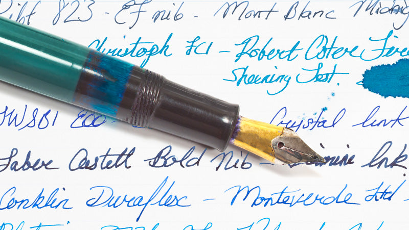 How Do Dapper Notes Perform with Fountain Pens?