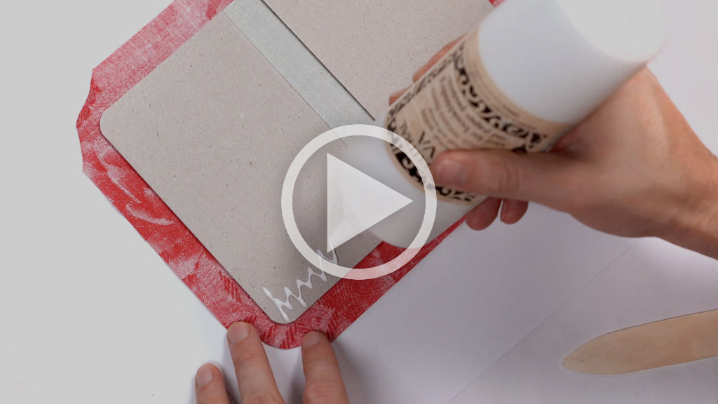 New Video: Making a Hardcover Journal Step-By-Step