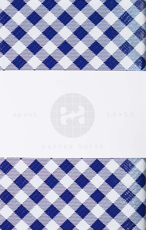 picnic table cloth journal