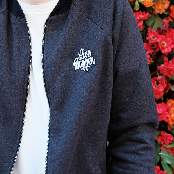 Dapper Bomber Jacket