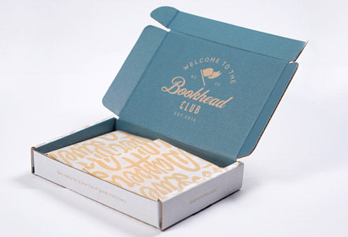 The Dapper Notes Bookhead Club Subscription