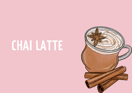 Chai Latte - New Fragrance Release