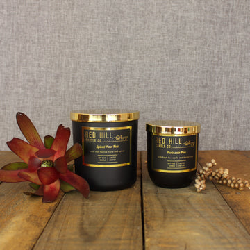 Christmas Scented Soy Candle (Large & Small)