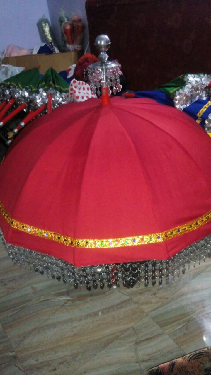 MUTHUKUDA DECORATIVE UMBRELLA