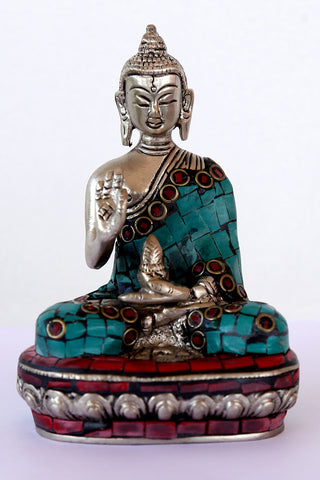 Buddha Meditating sculpture