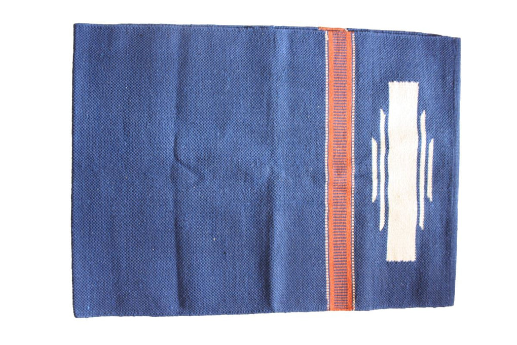 Eco Friendly Handloom Cotton Yoga excercise Mat