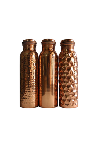 SUPERIOR COPPER WATER BOTTLE