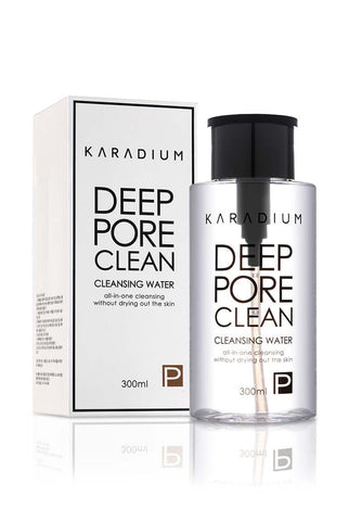 Karadium - Deep Pore Cleansing Water