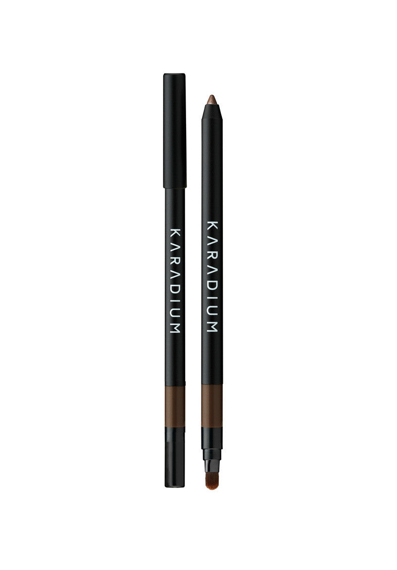 Karadium - Wonderful Eyes Auto Gel Eye Liner #03 Glam Brown