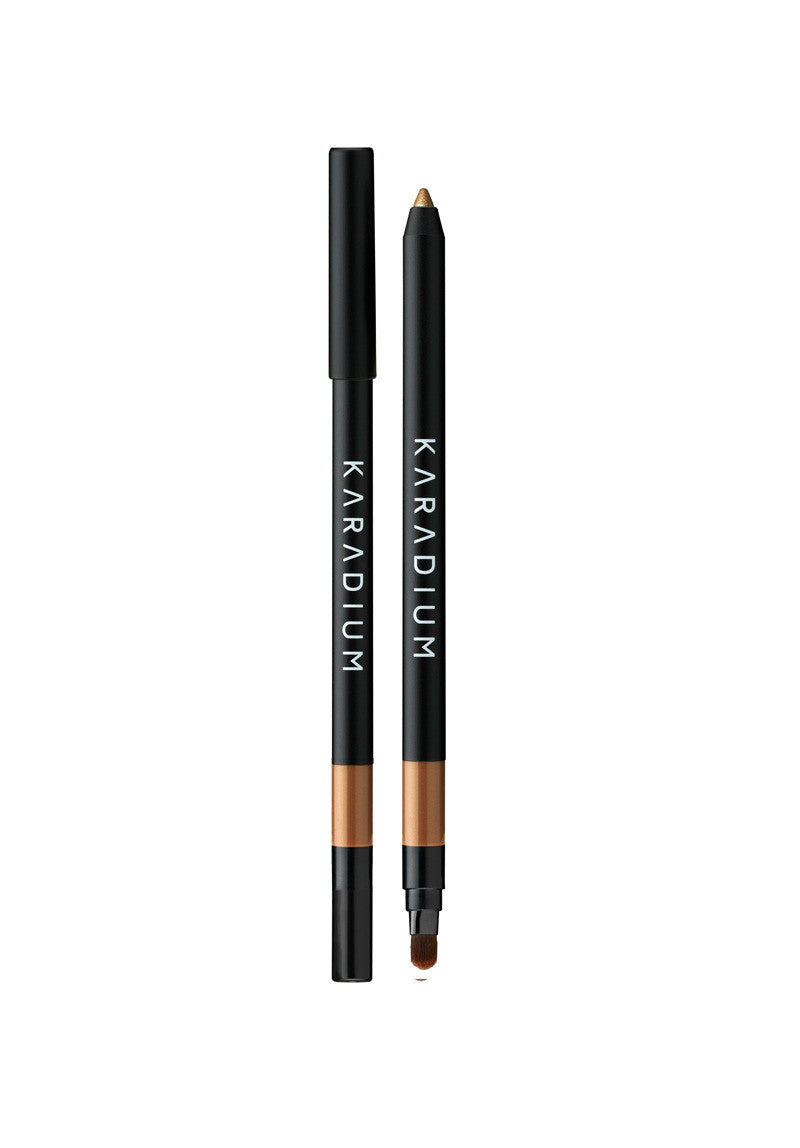 Karadium - Wonderful Eyes Auto Gel Eye Liner #05 Golden Bronze