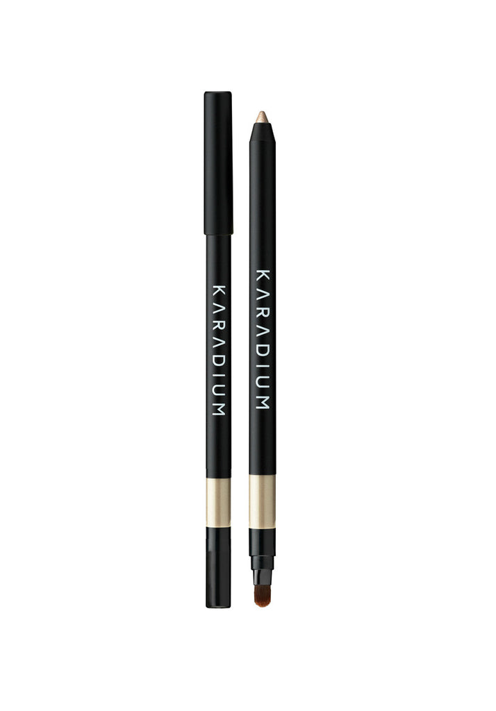Karadium - Wonderful Eyes Auto Gel Eye Liner #07 Glitter Gold