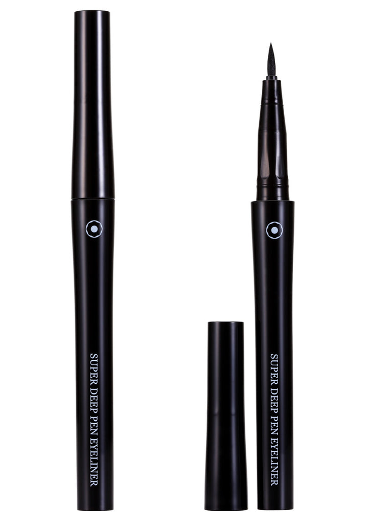 Clematis - Super Deep Pen Eye Liner M Black