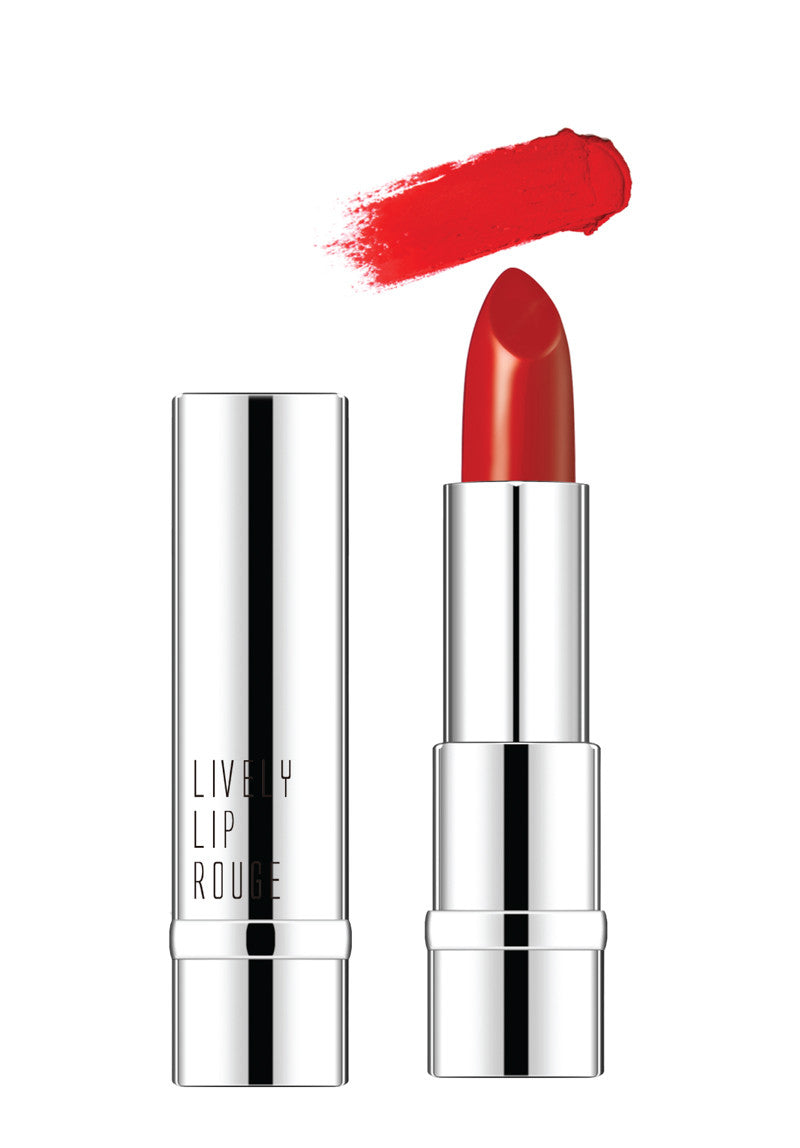 Eglips - Lively Lip Rouge 106M Flash In Red