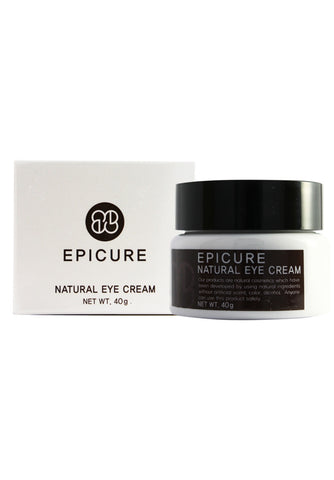 Epicure - Natural Eye Cream